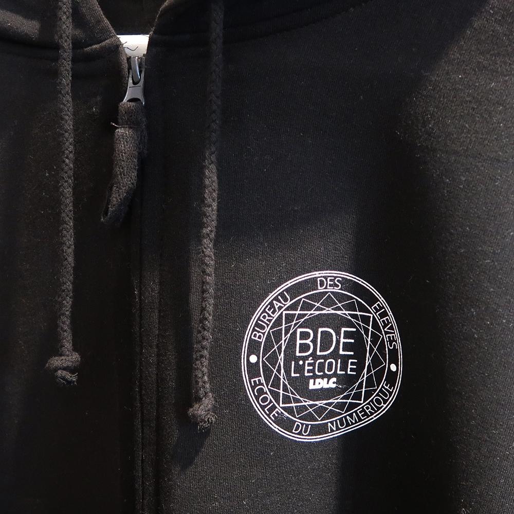 Sérigraphie textile - Mon-BDE