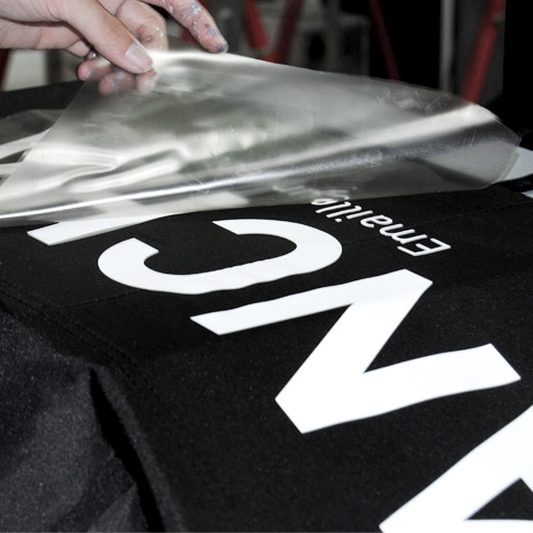 Flocage textile - Mon-BDE
