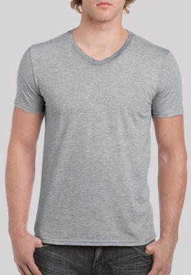 T-shirts étudiants personnalisés - T-shirt classique col V - Mon-BDE