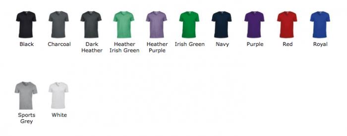 T-shirt BDE Personnalisé