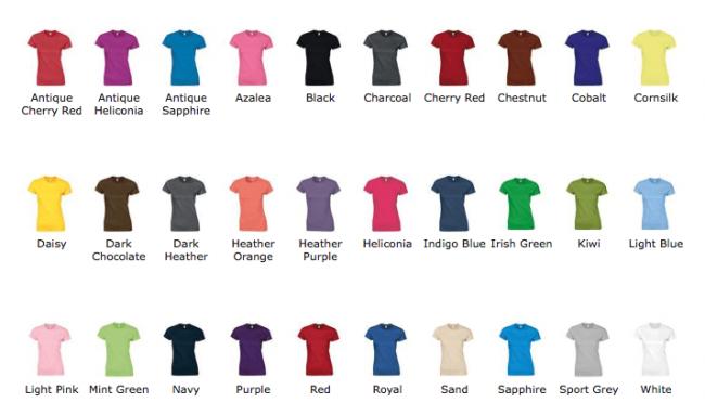 T-shirt association étudiante