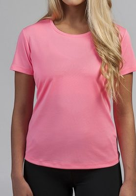 Textile Personnalisé Club de Sport - T-shirt de sport femme - Mon-BDE