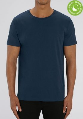 T-shirt bio homme col rond