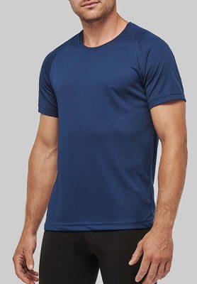 T-shirt de sport personnalisable