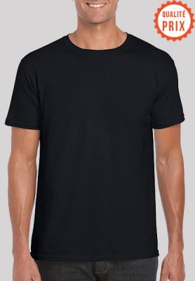 T-shirts étudiants personnalisés - T-shirt classique col rond - Mon-BDE
