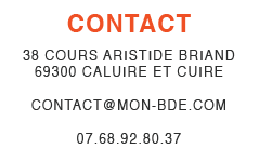 Contact Mon-BDE